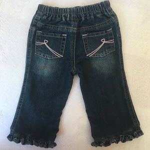 The Children's Place Baby Girl Jeans, 12-18 Months